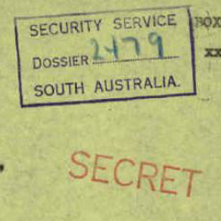 espionage, petrov affair, asio, asis, national archives, security services, communism, about time, history festival