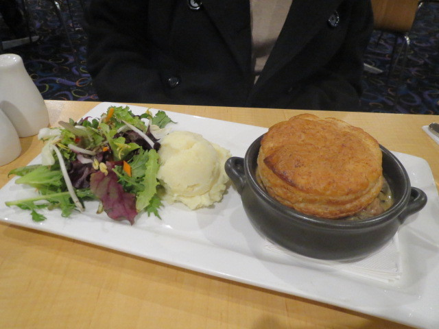 Excelsior Hotel, Chicken Pot Pie, Adelaide