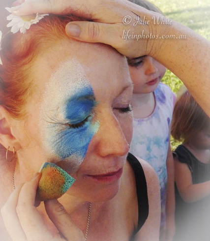 Face Painting, Australia Day, Fun for Families