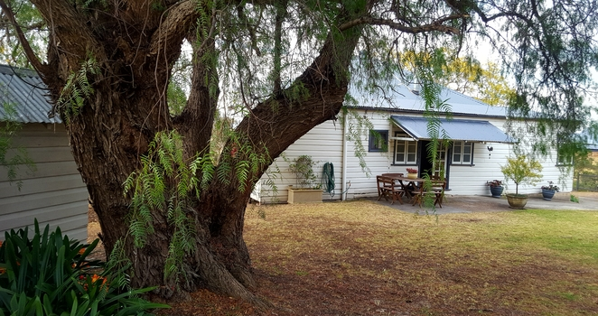 Farmhouse, Hunter Valley, accomodation, space, escape