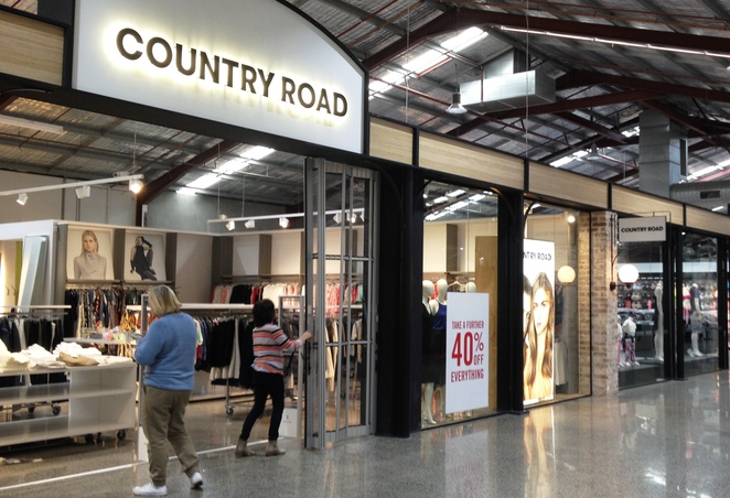 Fashion Spree Factory Outlet Liverpool Country Road