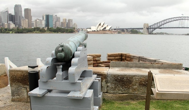 Fort Denison, Sydney Harbour National Park, Sydney Harbour islands