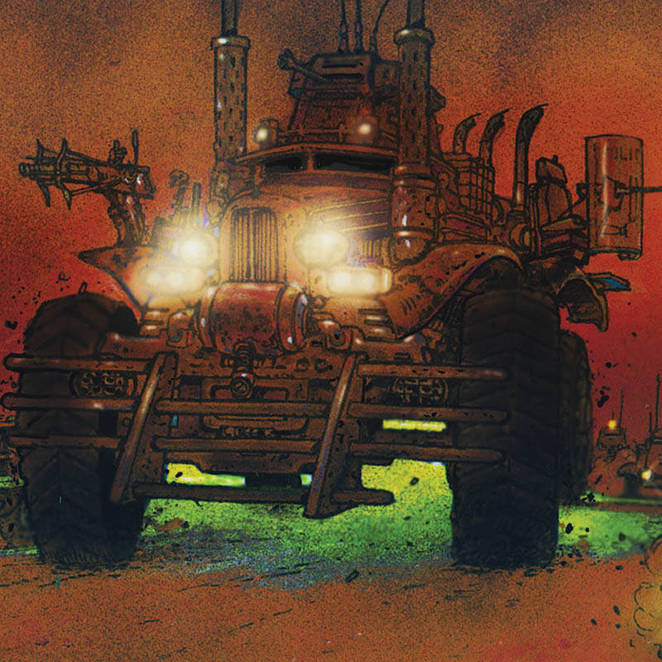 GRAPHIC Festival - Mad Max: Fury Road - Creating The Apocalypse