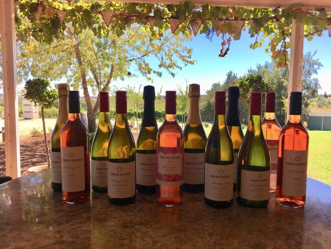 Grove Estate Wines, Young