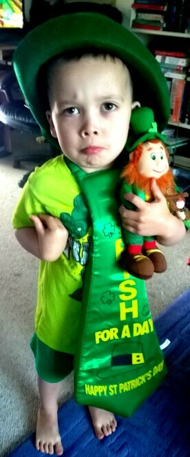 How to celebrate St Patricks Day with your kids