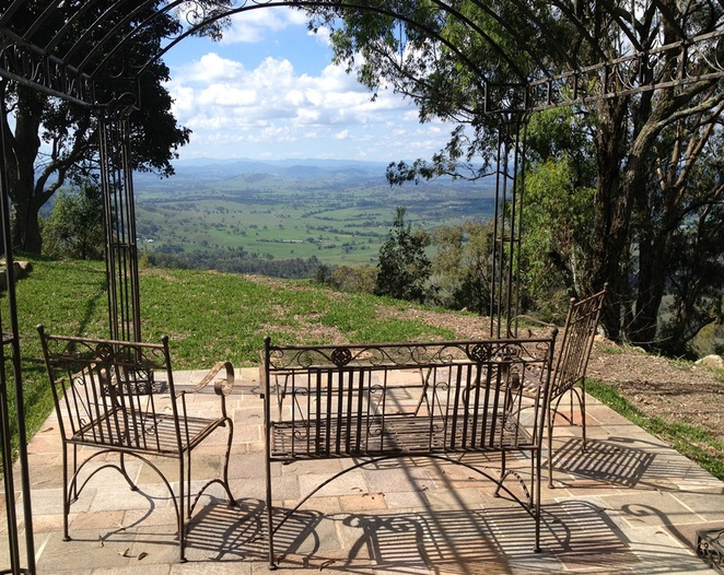 Hunter Valley, Cabins in the Clouds, Vacy, Gresford, Hunter Valley wineries