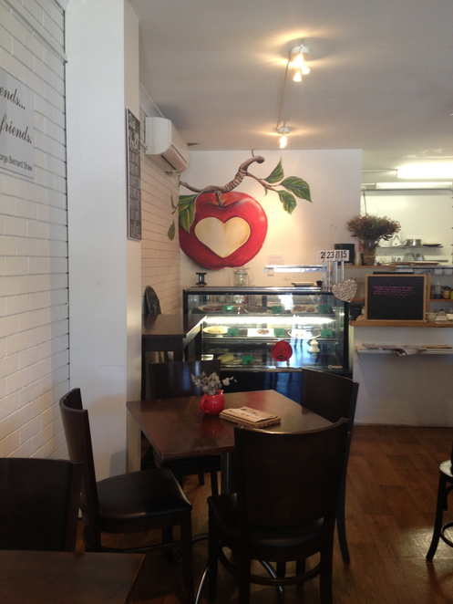 A cafe with a conscience