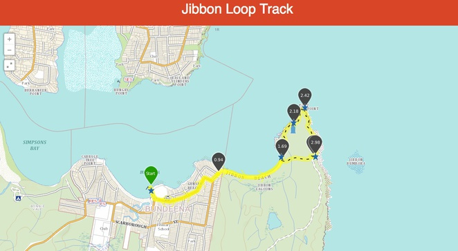 jibbon, loop, track, trail, walk, royal national park, port hacking point, wild walks, bundeena