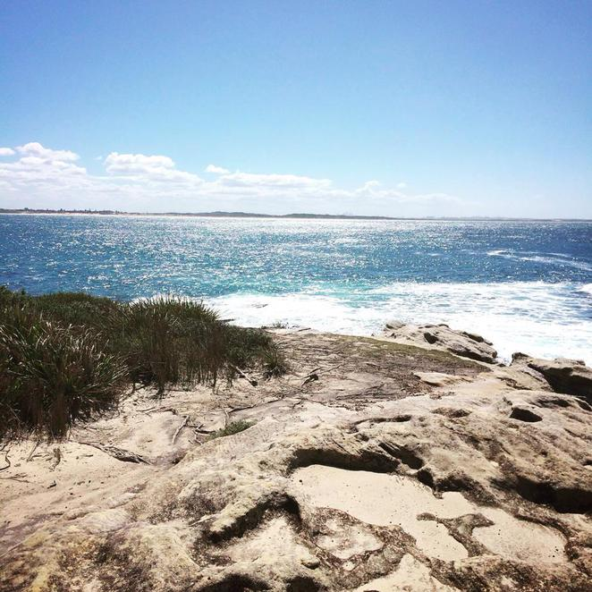 jibbon, loop, track, trail, walk, royal national park, port hacking, bundeena, beach, headland