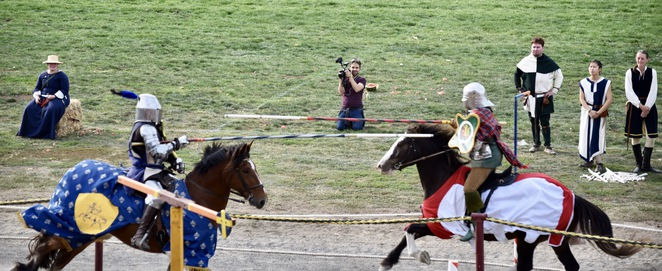 Jousting, Ironfest, Lithgow, Festival, Fair, Medieval, knight,
