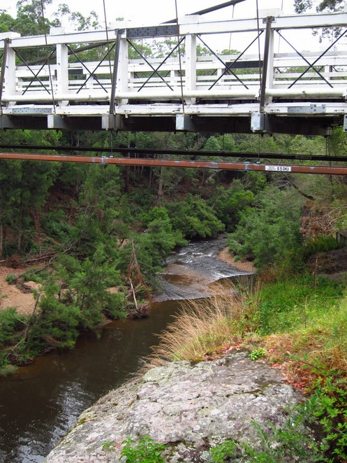 Kangaroo Valley Hampden Bridge