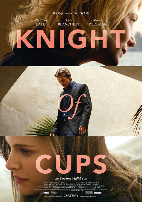 Knight of Cups, Film, Review, Terrence Malick
