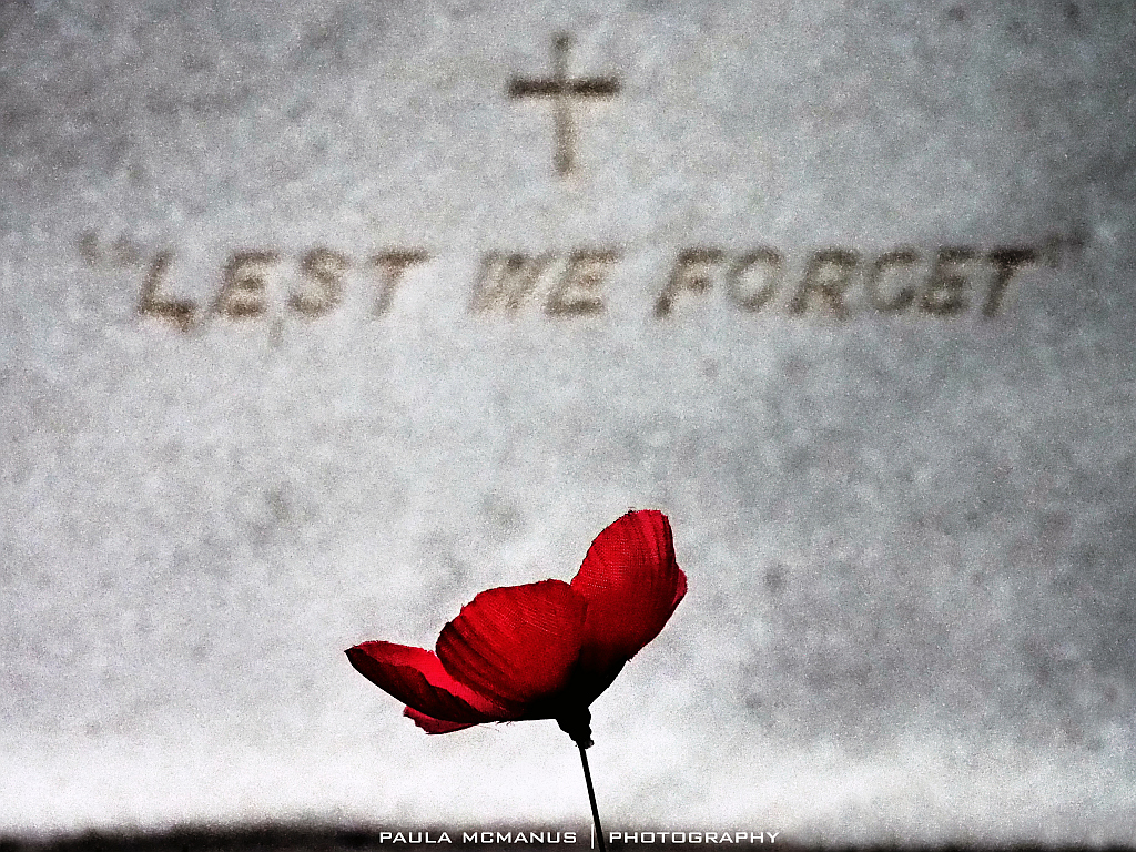 lest we forget - photo #21