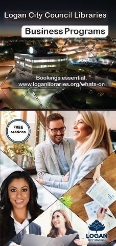 logan city, libraries, library, small business, seminars, free, small business week