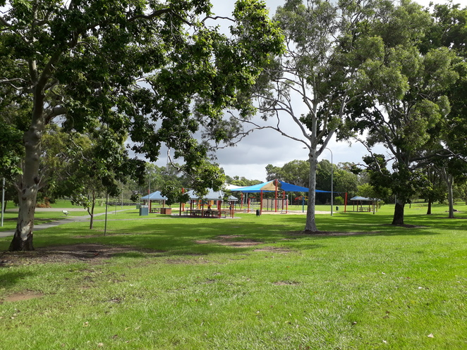 Mabel Park Kingston, Flying fox, climbing wall,picnic, playground, barbecue, dog park,fitness circuit, basketball court