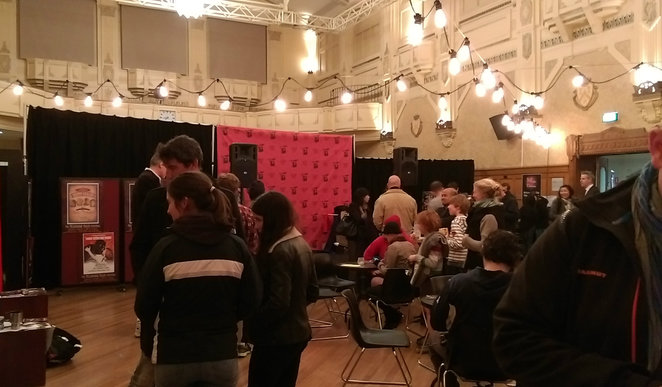 magic festival, northcote townhall