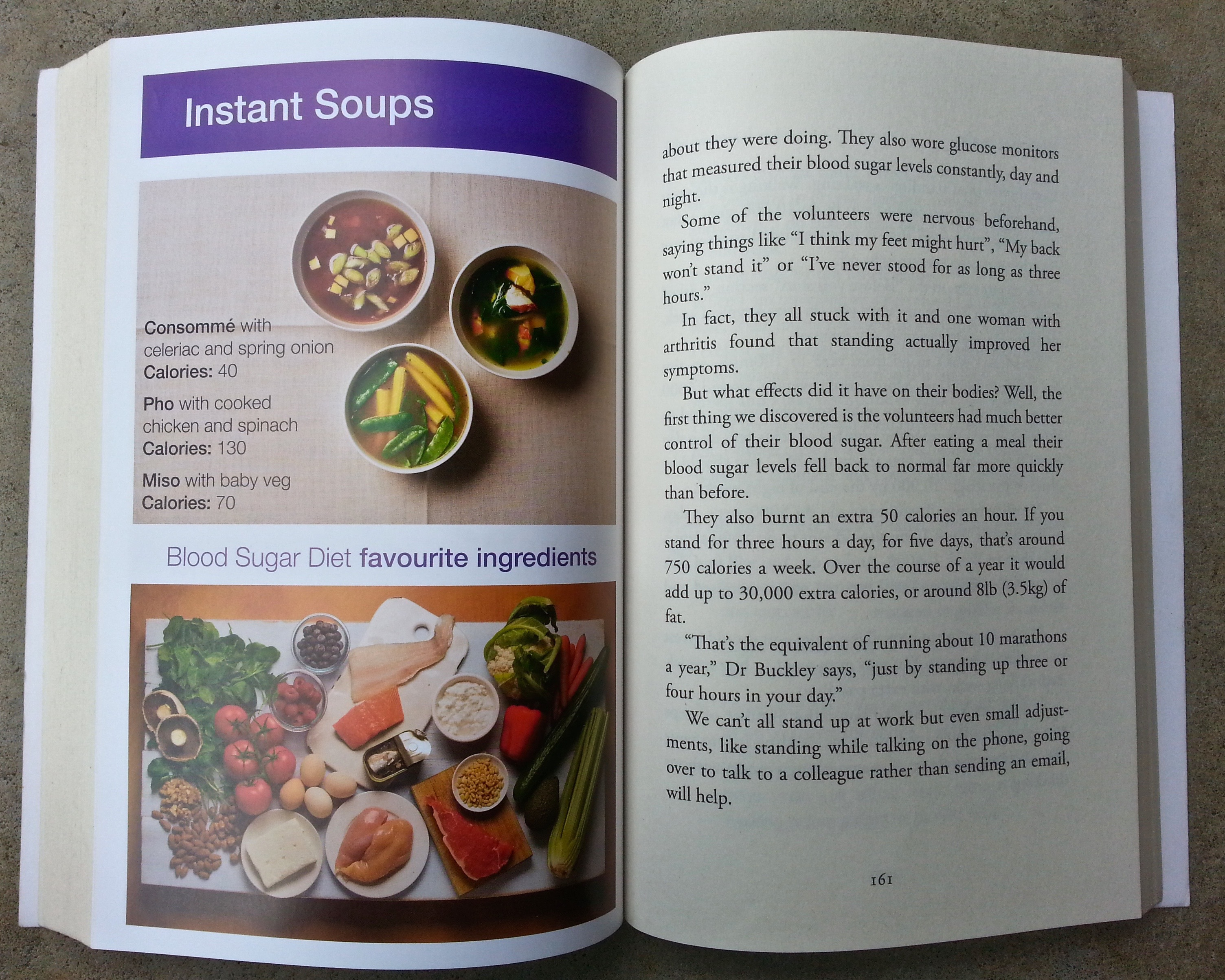 The 8-Week Blood Sugar Diet - Book Review - Everywhere