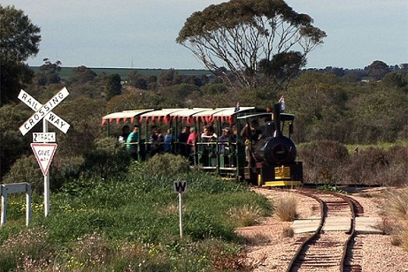 Moonta Mines Tourist Railway