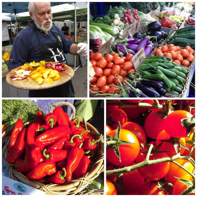 orange grove markets, organic markets, inner west markets, farmers markets
