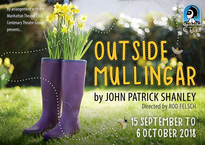 Outside Mullingar presented by the Chelmer theatre, Centenary theatre group,