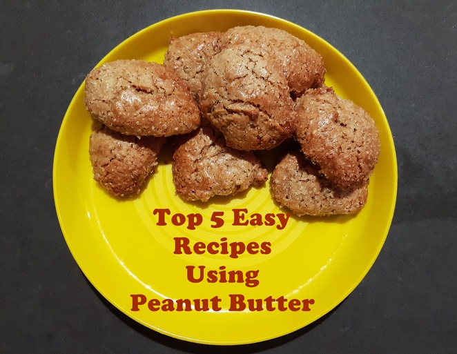 peanut butter recipes, recipes, peanut butter, biscuits, ice cream, popcorn, slice, chickpea slice, protein balls, energy balls, peanut butter and honey, peanut butter and banana, kids, family, children, school holidays, family friendly, australian recipes,