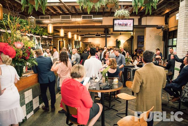 public bar, manuka, canberra, melbourne cup, 2018, 2019, 2020, ACT, whats on, melbourne cup events, sweeps,