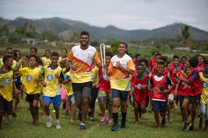 queens baton relay, canberra, school holidays, 25th january, 26th january, australia day, 2018, commonwealth park, school holidays activities,