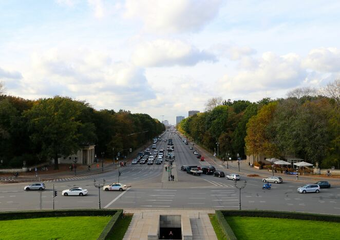 roundabout,tunnel,victory column,Siegessäule,berlin,germany