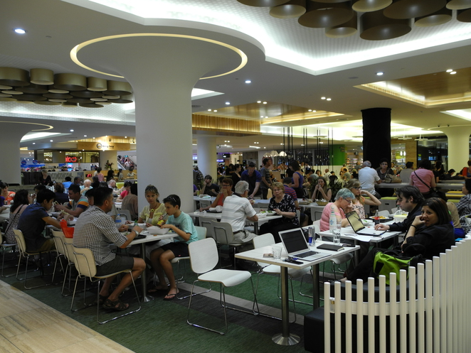 rundle place, food court, 77, adelaide, rundle mall