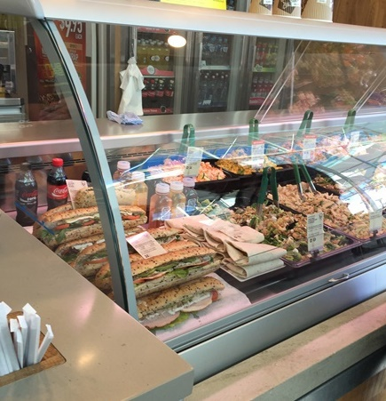 sandwiches,for,lunch,at,the,Morley,Galleria