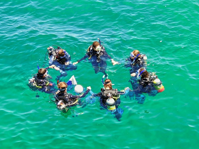 school holiday, school holidays, activities for families, school holiday activities, encounter marine park, nature play, nature play sa, fun things to do, free things to do, scuba diving