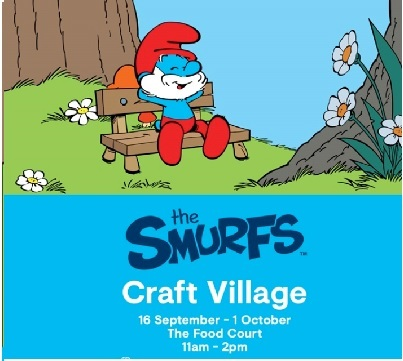 smurfs, smurf world, lost village, smurf cartoon