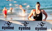 Swimmers love the Eyeline 1000
