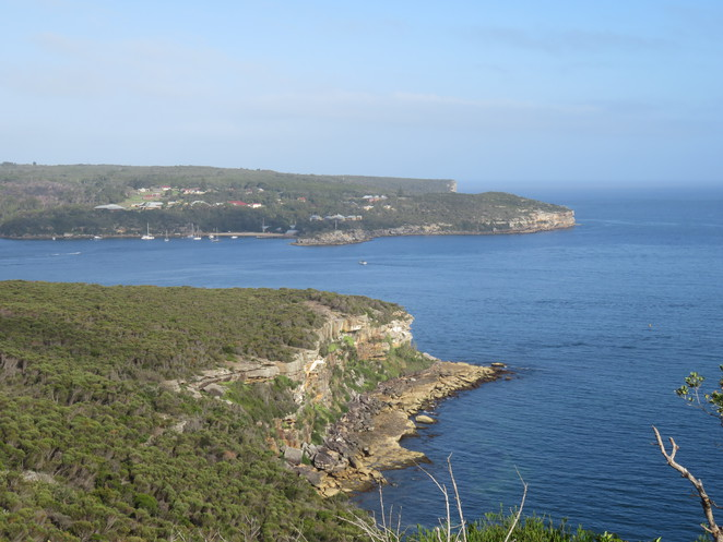 Sydney Harbour, Aboriginal Engravings, Aboriginal site, national park, North Harbour,