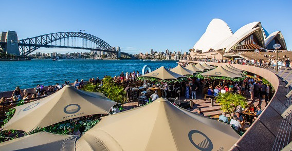 Restaurants Near Sydney Harbour Bridge