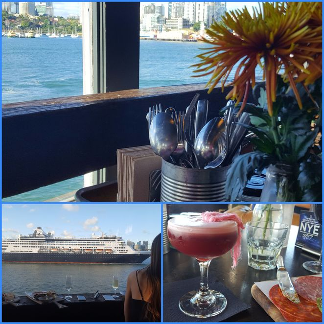 Sydney, views, bar, food, harbour, relaxation
