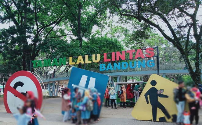 Taman, Lalu, Tinas, Traffic, Park, Bandung, Fun, Children, Kids, Play, Swim, Swimming, Pool, Cheap, Day, Out
