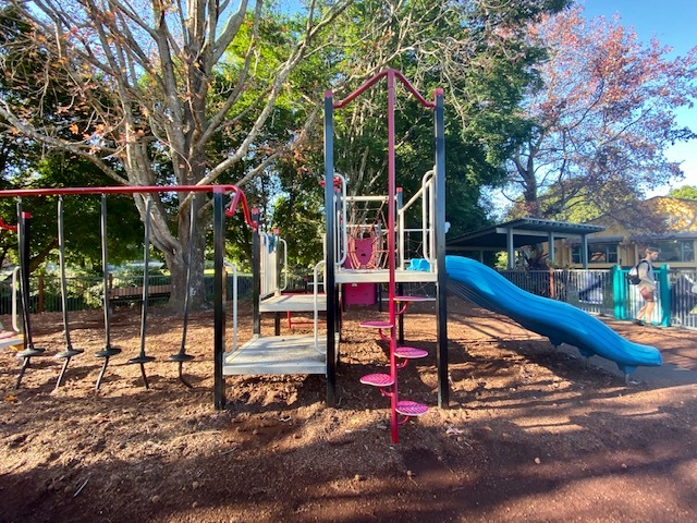 Tesch Park and Maleny Children's Playground is an ideal base for families visiting the Sunshine Coast Hinterland