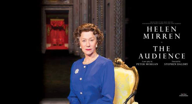 The Audience, film, Helen Mirren, Australia, review
