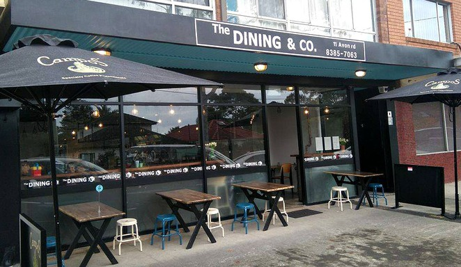 The Dining & CO North Ryde