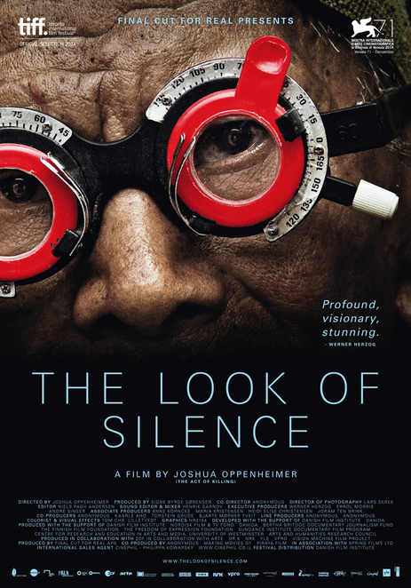 the look of silence, fundraiser screening, cinema nova, human rights arts and film festival, HRAFF, josh oppenheimer, documentary, the act of killing, indonesian, cinema