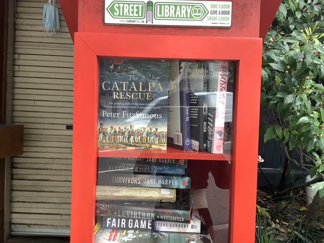 The Street Library Free Darley rd Manly