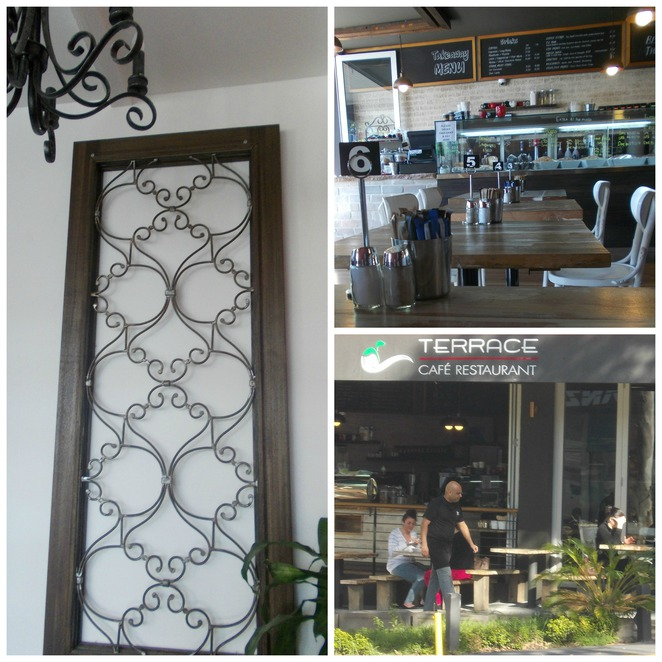 The Terrace Cafe/Restaurant Parramatta