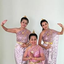 The Thai Dance Academy also provides classes for adults.