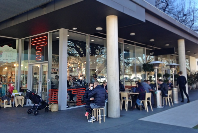 toasted, cafe, canberra, lonsdale street, braddon, breakfast, lunch, ACT, breakfast cafes, toaties,