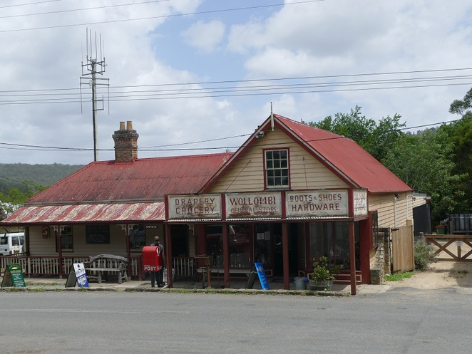 Wollombi NSW