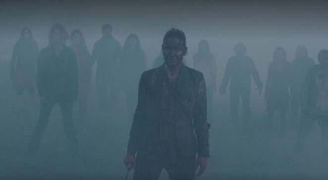 zombies, zombie movies, Canadian horror, movies from Quebec