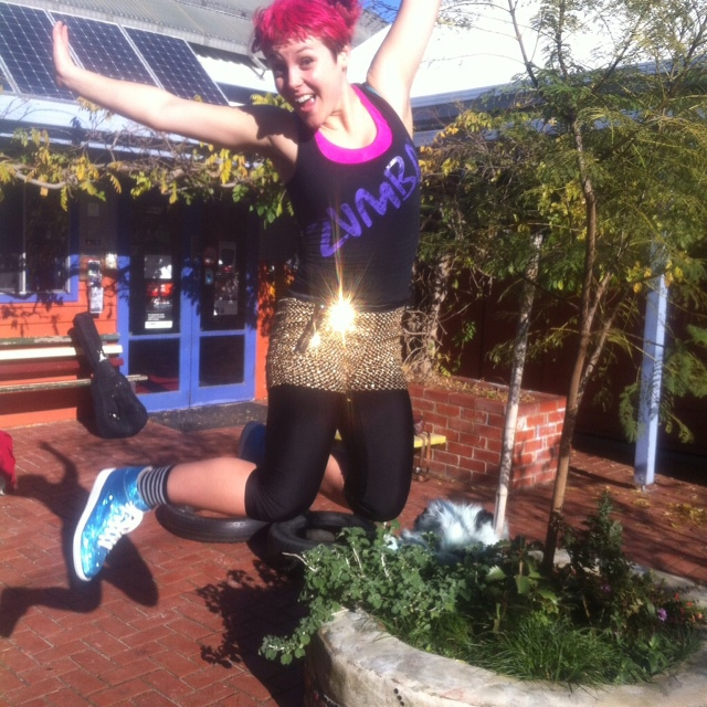 Zumba, Melbourne, Charlie Woods