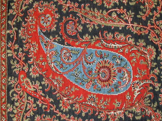 Textiles of the Old Silk Road