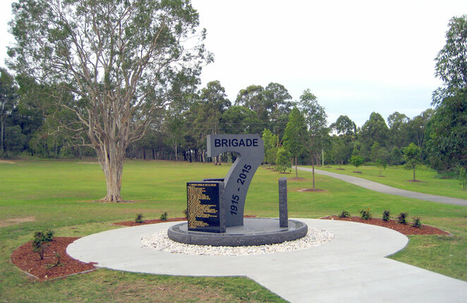 The 7th Brigade Park in Chermside is good for barbecues, kids play area, sports facilities, walking and cycling